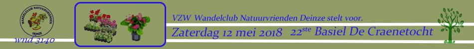 2018 22ste Basiel De Creanetocht